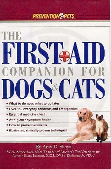 First Aid Companion for Dogs