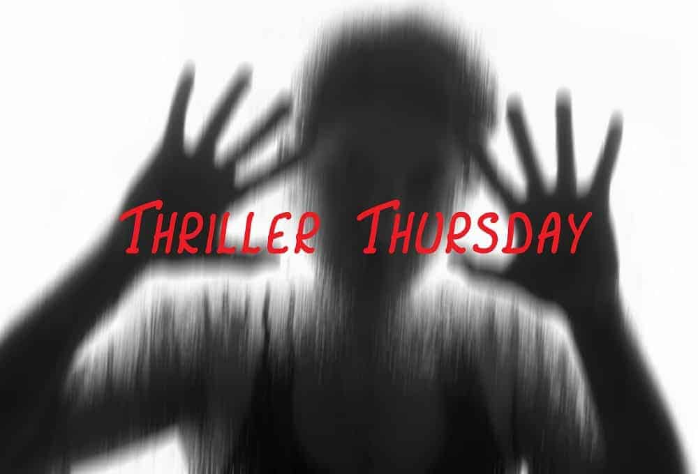 Chills, thrills and spills with Thriller Thursday by Amy Shojai