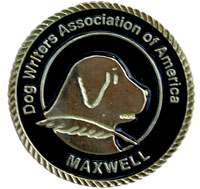 Dog Writers Association of America Maxwell Award