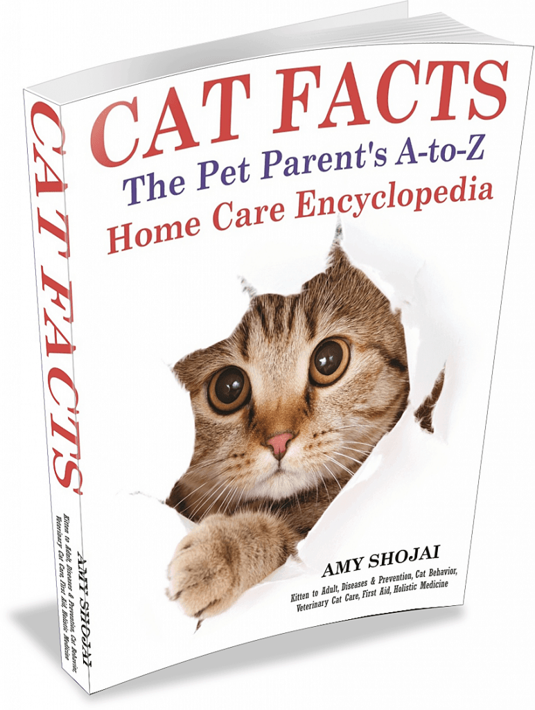 Cat Facts: The Pet Parent's A-to-Z Home Care Encyclopedia