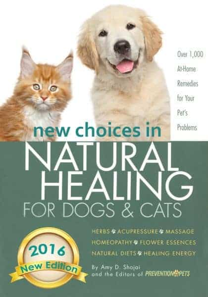 New Choices in Natural Healing for Dogs & Cats