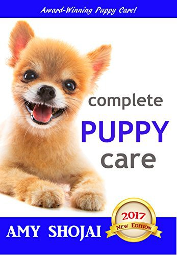 Puppy book cover