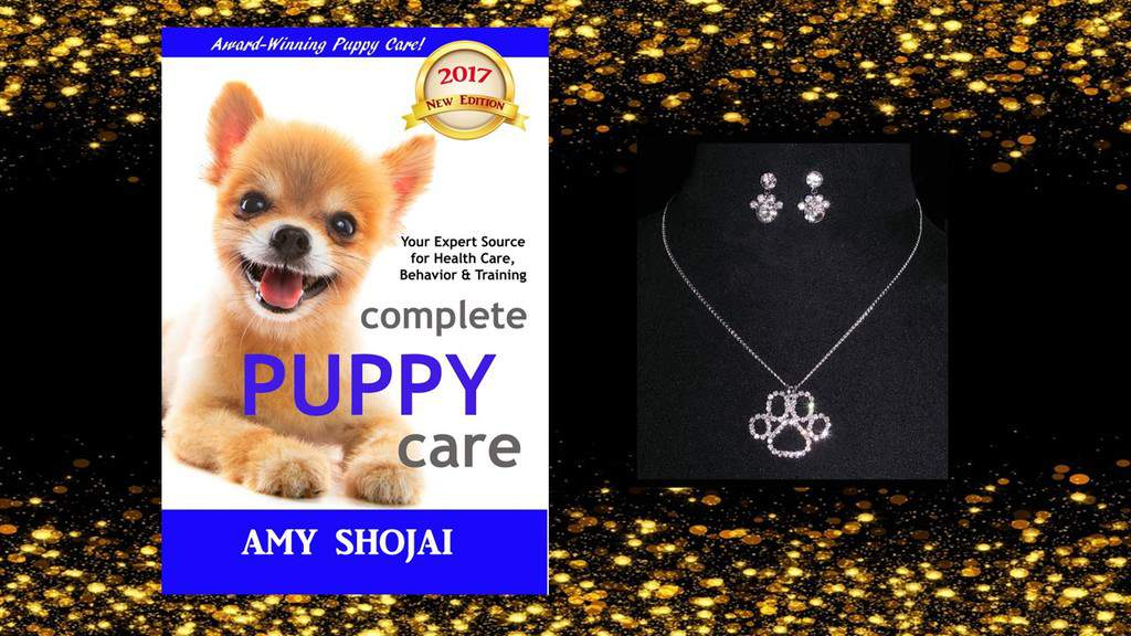 puppy book give away